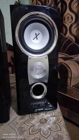 Woofer Speakers by Edifire Xtreme