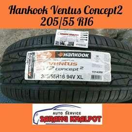 SALE MURAH BAN mobil Altis BMW Mercy Civic HANKOOK VENTUS 205/55R16