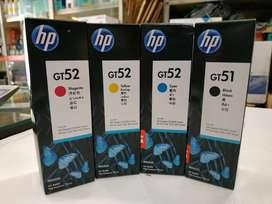 Tinta printer HP GT52, GT51