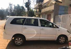 Toyota Innova in Exellent Quality with 85% New tyres