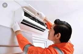 AC servicing repairing