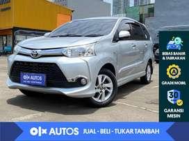 [OLX Autos] Toyota Avanza 1.3 Veloz A/T 2016 Silver