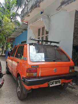 Maruti Suzuki 800 1985 Petrol8 Good Condition