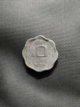 Coins 1991