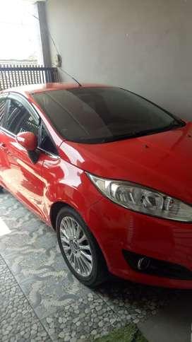 Di jual cepat butuh uang Ford Fiesta Matic type Sport istei