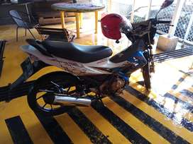 Dijual cepat motor Suzuki Satria Fu 150