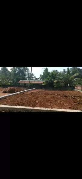 6 cent residential plot in chingavanam