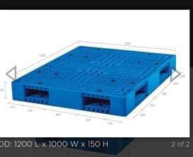 Sales / marketing container box dan pallet