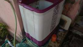 Intex washing machine 6.2 KG
