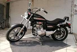 Hi Speed freedom 200cc chooper style available at ow motors