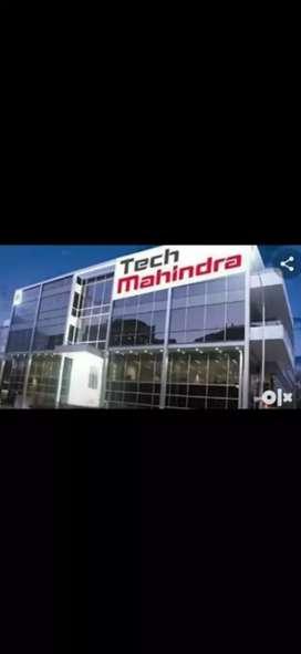 Job available in Mahindra company