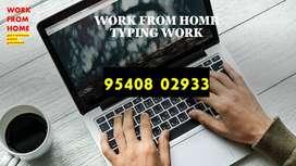 HANDWRITING JOB(work from home)-TYPING JOB