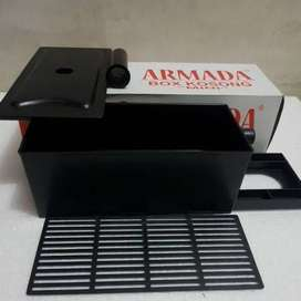 Box filter aquarium size mini dan sedang