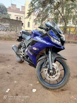 R15 with new condition,,, 5 years insurance