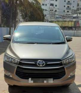 Toyota INNOVA CRYSTA 2.8 GX CRDi Automatic, 2016, Diesel