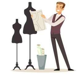 Fashion Designer Trainee male