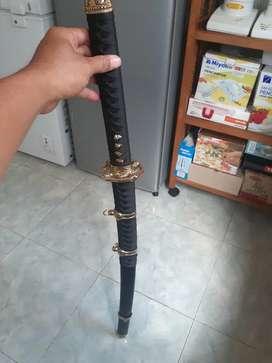 Katana shingunto/pedang samurai
