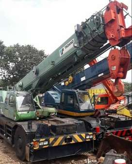 Jual Rough Terrain Crane Tadano Crevo 500 TR500M-3