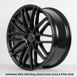 AMPANA 8163 HSR ring20X85 pcd5X114,3 buat alphard camry