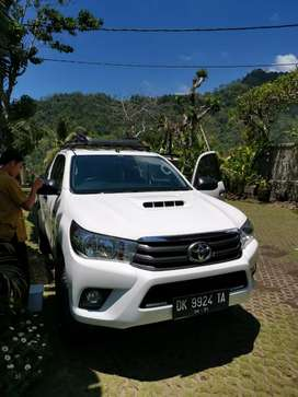 Hilux Revo Extra Cabin 2015