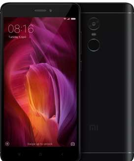 4GB Ram And 64 internal memory Redmi Note 4