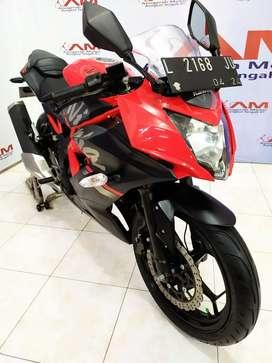Kawasaki ninja 250cc mono seperti baru. Anugerah motor rungkut teng 81