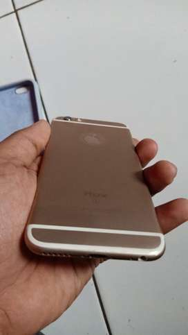IP 6S 128gb warna gold ios 13.2