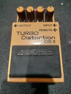 Boss DS-2 (Guitar Pedal)