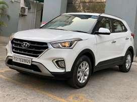 Hyundai Creta 2019 Petrol 8000 Km Driven