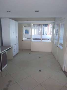 Furnished office attached toilet -Alkapuriri