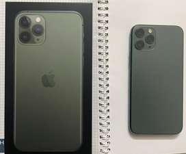 Iphone 11 Pro 256GB -Midnight Green