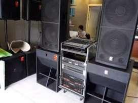 Karaoke Sound System Lengkap