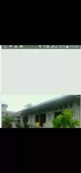 Rumah disewakan byr perbulan Rp 500.000
