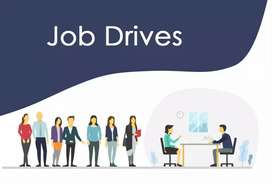Job drives for finance and IT sectors