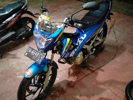 Satria FU Thailand FULL Bok Bima Blue gp edition