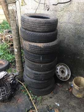 Tyre 13 size indica ikon santro wagenr cars