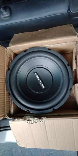Digital power woofer New