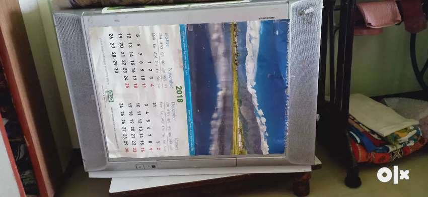 "Panasonic Color TV 32"" 0"