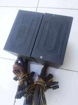 Power Supply Psu Hexa 500W