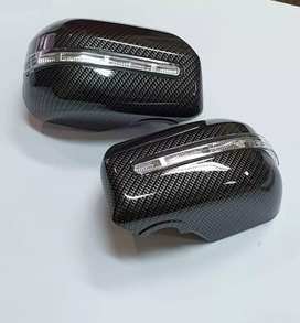 Cover spion carbon with lamp innova 2006 - 2015