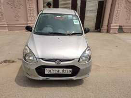 Family owned alto 800 lxi green (cmpny fitted cng) 2014