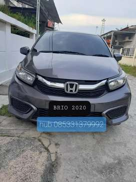 Honda all new brio s satya 2020 m/t