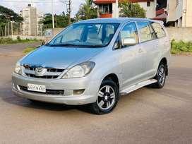 Toyota Innova 2.5 EV (Diesel) PS 7 Seater BS IV, 2006, Diesel