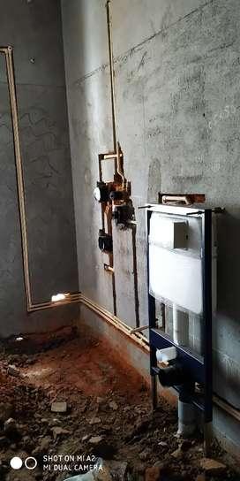 All type of plumbing eletrical  and plumbing maintanance