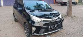 Di jual Toyota calya tipe G maticTHN 2017