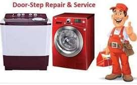 AC & Washing Machine & Fridge service and installation