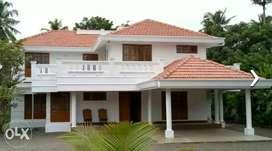 39 cent 3000 sqft 4 bhk posh house at paravur aluva road manakkapady
