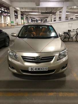 Corolla Altis 1.8G 2010 Excellent Condition, 2nd Owner