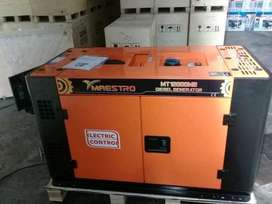 Genset Diesel Silent 15KVA MAESTRO MT12000S