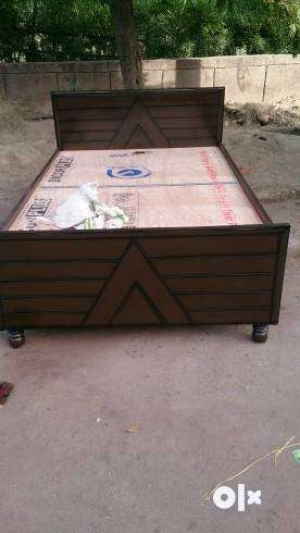 New foldable single bed 6fit by 4fit